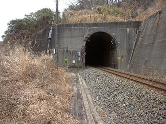 廃線レポート 常磐線 旧隧道群11...