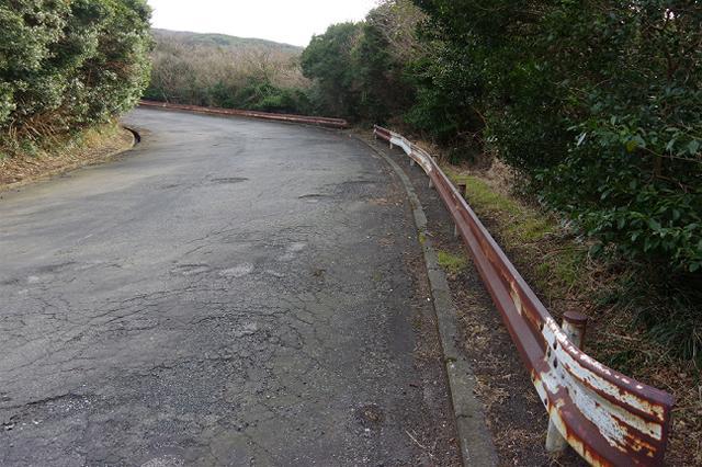 道路レポート 旧三原山ドライブ...