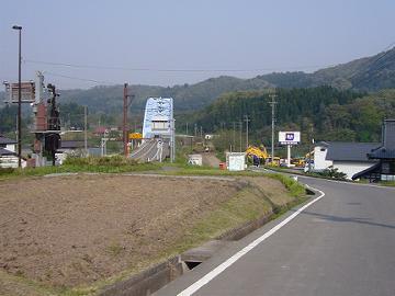 道路レポート 国道49号旧道 藤峠