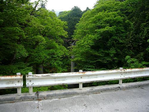山さ行がねが】橋梁レポート 大畑森林鉄道 太兵衛沢支線1号橋(仮称)