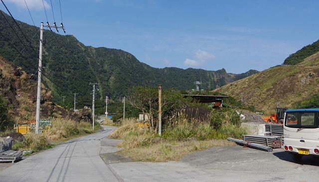 山さ行がねが】道路レポート 東京都道236号青ヶ島循環線 青宝トンネル旧道